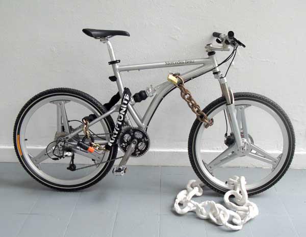 Vvork bike for Mercedes benz bike