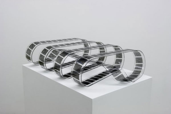 Film Loop, 2008 by Thomas Bayrle.